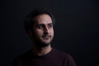 Musiker Ahmed Qafour aus Syrien spielt in vielen Berliner Orchestern