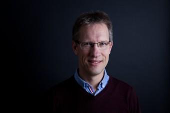 Pfarrer Oliver Dekara engagiert sich in seiner Gemeinde Berlin-Dahlem