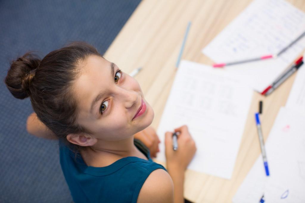 Ramiza lernt die Deutsche Sprache sehr schnell. (c) 2015 Kathrin Harms